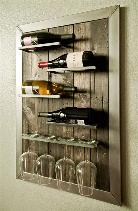 Wall Wine Rack by 25 Best Ideas About Wine Rack Wall On Pallet