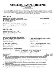 1000 ideas about nursing resume on rn resume