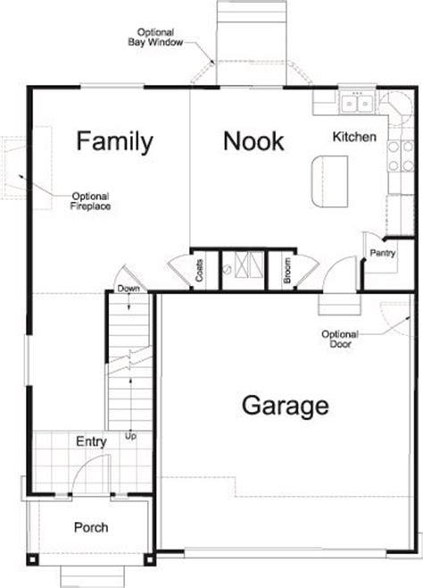 ivory home floor plans bridgeport traditional ivory homes floor plan main level