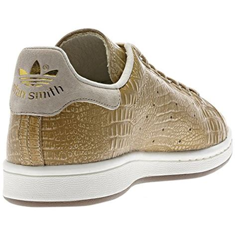 Gold Adidas Abu Koad Wanita adidas originals stan smith d67657 st pale gold
