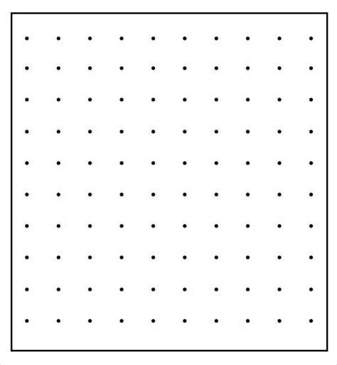 dotted paper to printable image gallery dot paper