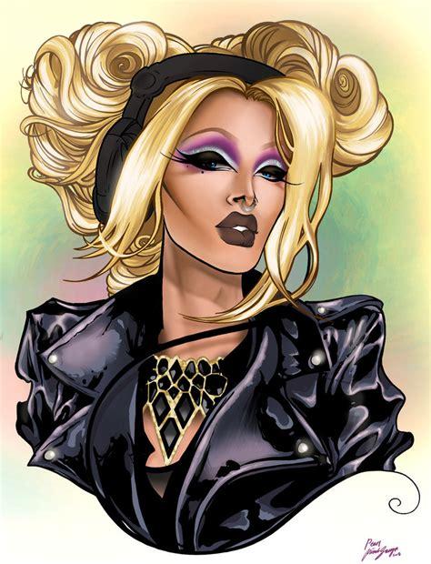 pearl tattoo drag queen pearl by micahsouza on deviantart art pinterest