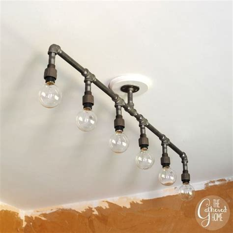 diy pipe chandelier 25 best ideas about pipe lighting on