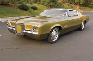 69 Pontiac Grand Prix 1969 Pontiac Grand Prix Tale To The Chief