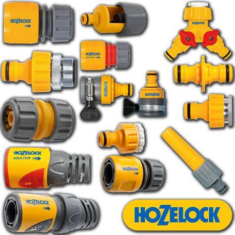 hozelock quick connect easy   outdoor hose connector
