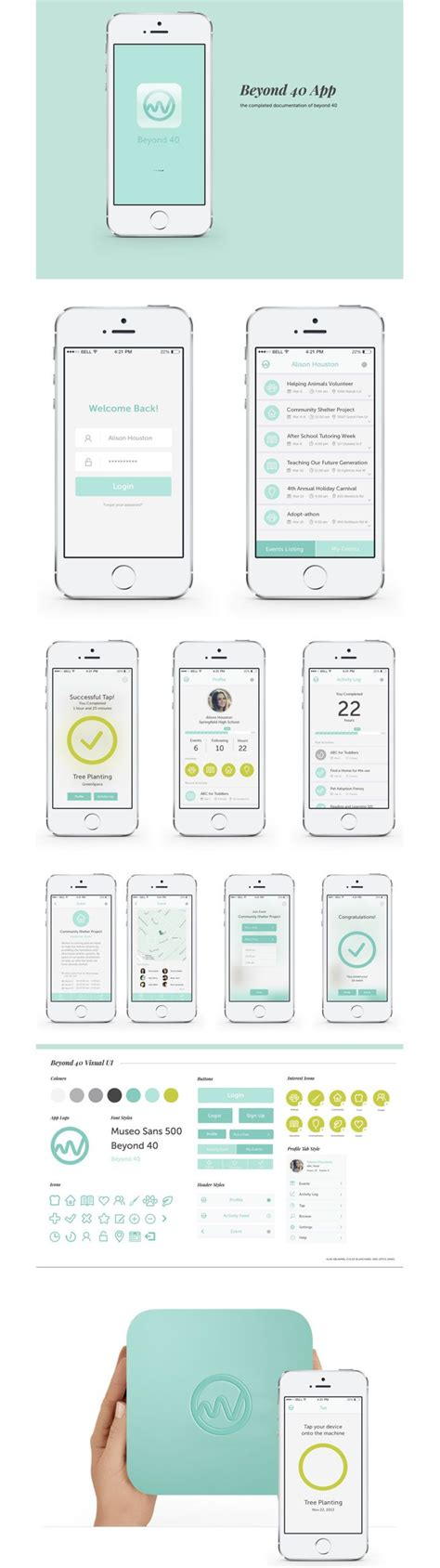 app design requirements 375 best images about portfolio layout on pinterest