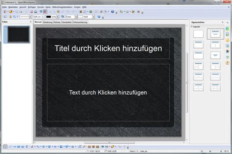 Powerpoint Design Vorlagen Open Office Vorlagen F 252 R Openoffice Impress Freeware De