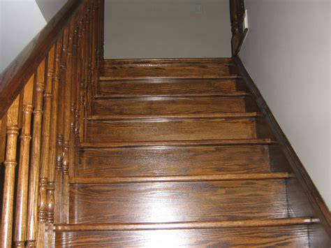 hardwood stairs pictures stonefield homes