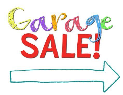 garage sale sign template garage sale sign free printable w yardsale tips tricks