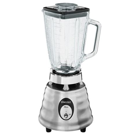 Blender Glass oster 174 classic series blender brushed stainless glass