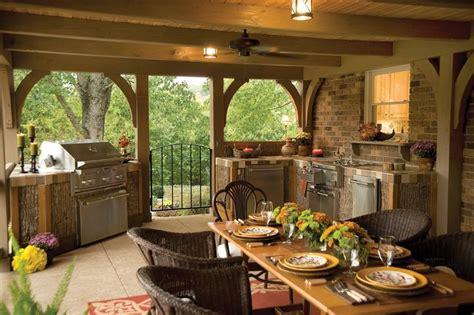 outdoor rustic outdoor kitchen designs cottage kitchens rustic outdoor kitchen for the home pinterest