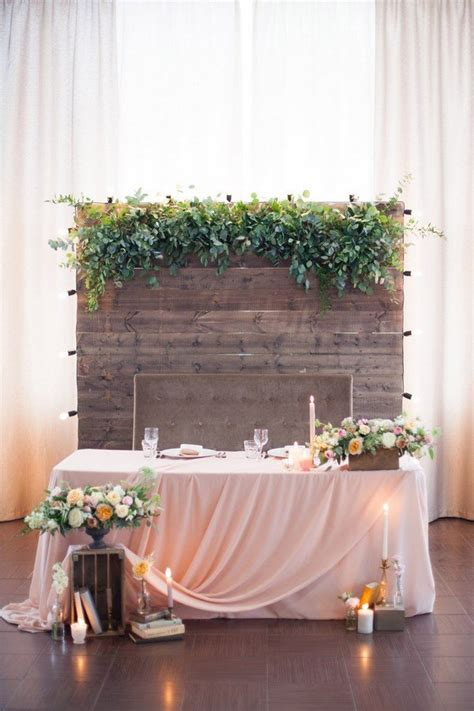 Wedding Table Decoration Ideas by 15 Wedding Sweetheart Table Decoration Ideas Oh