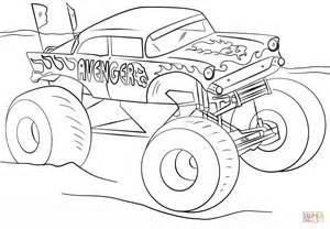 spider man monster jam coloring pages coloring pages