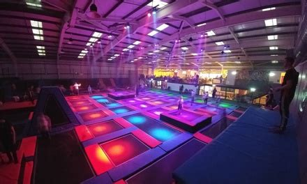 hour trampoline session energi trampoline park
