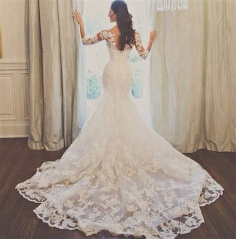 beautiful wedding dresses with lace dress lace dress wedding clothes wedding dress lace