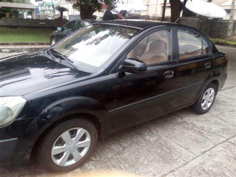 kia 900k kia 2009 model 900k almost brand new in ikeja adebola