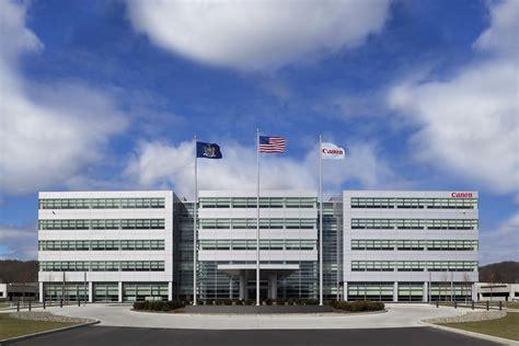 canon usa canon usa headquarters certified leed gold island