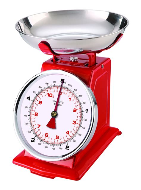 Vintage Kitchen Scales by Retro Kitchen Scales 3 Colours Available