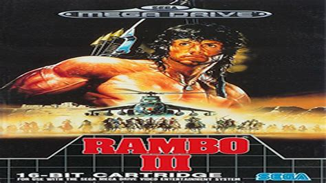 film gratuit rambo 3 rambo iii mega drive youtube