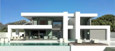 architectures modern villas marbella then modern design