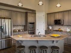 Corner Kitchen Island Kitchen Design On Pinterest Corner Pantry Countertops