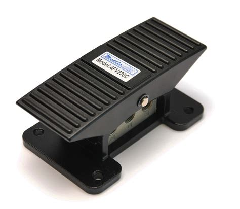 foot pedal operated 1pc 5 3 center close foot pedal switch valve1 4 quot npt any