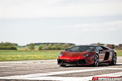 Lamborghini Aventador On The Road Road Test Lamborghini Aventador 021