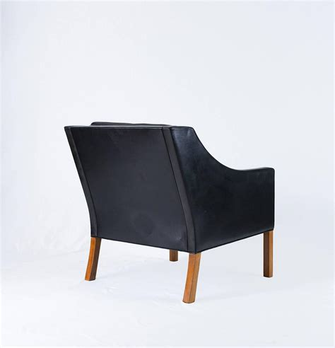 borge mogensen lounge chair borge mogensen model 2207 leather lounge chair for sale