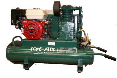 air compressor portable gas nmtr