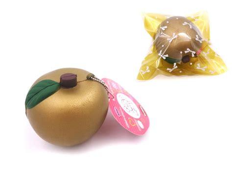 Squishy Apel rising gouden appel squishy squishy shop nl
