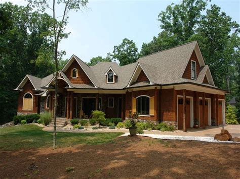 Cabin Style Home Mountain Lodge Style House Plans Mountain House Lodge