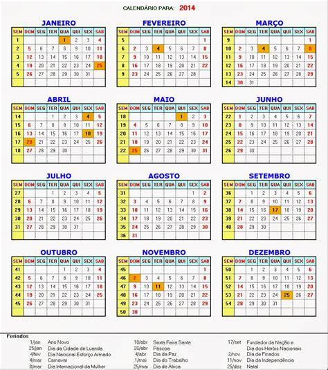 feriados de 2016 em angola calendario de angola de 2016 calendario 2016 semanario