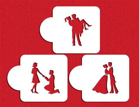 Feature Wall Stickers silhouette stencil reviews online shopping silhouette