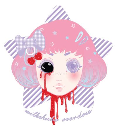 imagenes de gore kawaii pastel goth sticker for ios android giphy