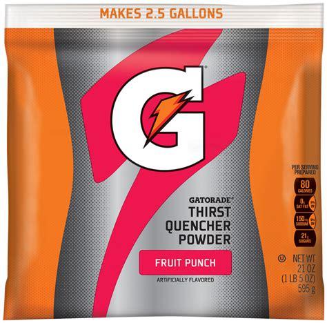 hydration depot gatorade powder variety pack 2 5 gallon instant gatorade
