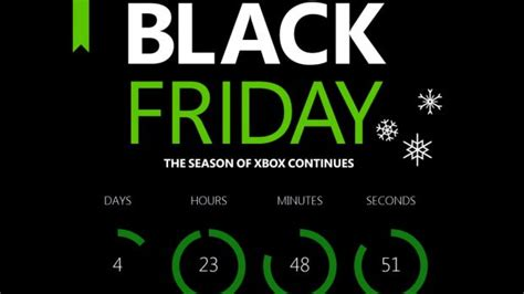 xbox live 1 dollar black friday xbox one black friday deals revealed feature assassin s