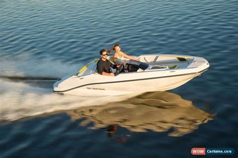 scarab ghost boat scarab ghost 16 5 ft 150hp jet powered speed boat safe