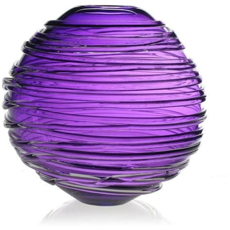 Purple Glass Vase Fillers by The World S Catalog Of Ideas