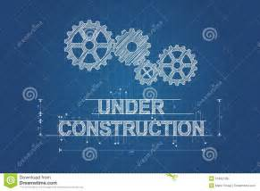 blueprint drawing online free under construction blueprint technical drawing royalty