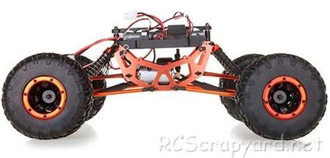 Rc Offroad Rockcrawler King 18 Scale Motif hsp road crawler 94880 rcscrapyard radio