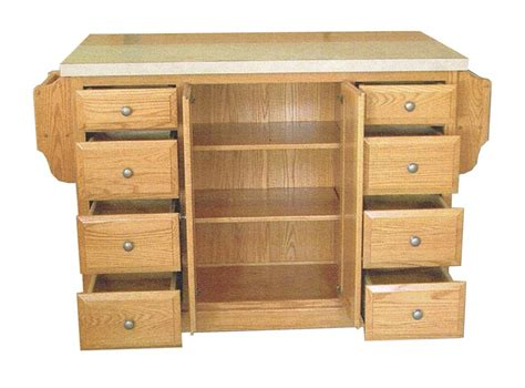 kitchen island drawers 8 drawer kitchen island ohio hardwood furniture