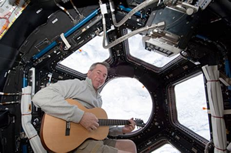 Cupola Space Station by Astronaut Stephen Robinson S Post Nasa Career
