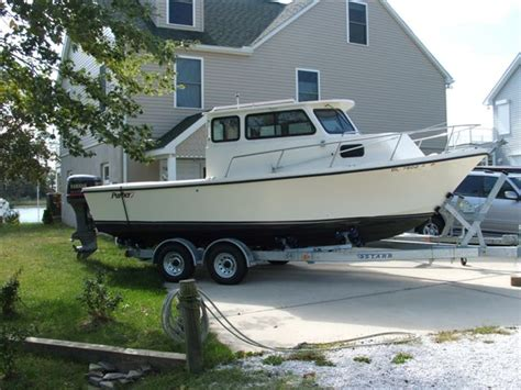 wts 23 parker pilot house 95 250 yamaha the hull truth - Parker Pilot House Boats For Sale