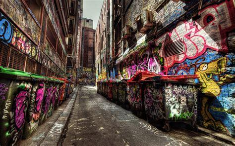 wallpaper graffiti windows 7 download wallpapers graffiti street 4k hdr trash for