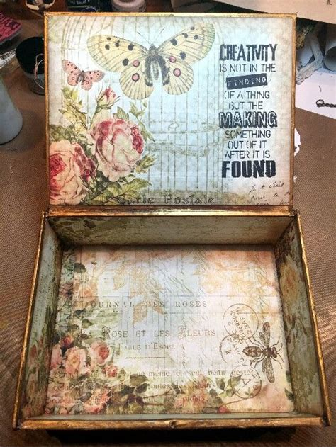 cigar box craft projects best 25 altered cigar boxes ideas on cigar