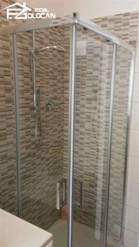 doccia mosaico posa mosaico box doccia with doccia mosaico