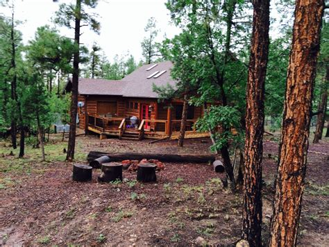 Pinetop Az Cabins For Rent by Ziggy S Hideaway Cabin Pinetop White Mountain Cabin