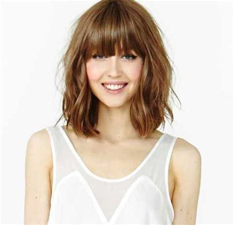Wedding Hairstyles With A Bob Cut by 25 Best Bob With Bangs Ideas On Medium