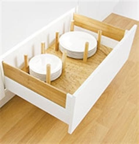 Plate Stack Drawer Insert by Plate Holders