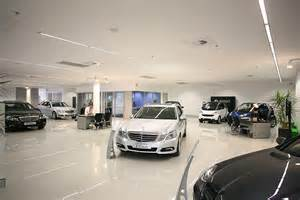 Mercedes Show Room Forlite Mercedes Showroom